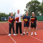 Finalisten Open Toernooi 2012 - Winnaars HD 8 2012 - David en Nelson van den Kolk