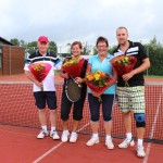 Finalisten Open Toernooi 2012 - Winnaars GD 7 2012 - Nico en Joke de Wild