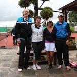 Finalisten Open Toernooi 2012 - Finalisten GD 8 2012 - Gé en Coby van Strien vs Marcel en Cindy Nieuwkoop