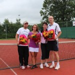 Finalisten Open Toernooi 2012 - Winnaars GD 8 2012 - Gé en Coby van Strien
